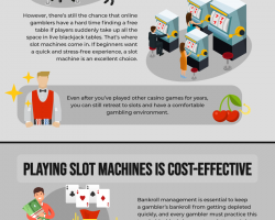 Why Play Slot Machines If You're a Beginner